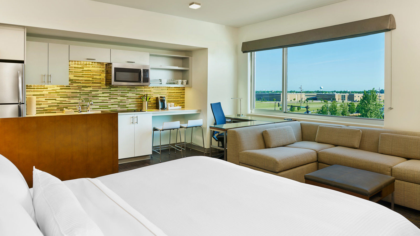 Extended Stay Hotels Fargo ND - Guest Room
